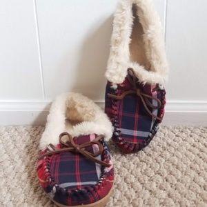 Women's Winter JCrew Slippers